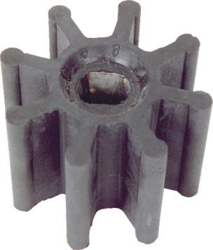 Rotor 8 alhetas - Fabo mini
