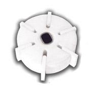 Rotor-teflon-6-alhetas